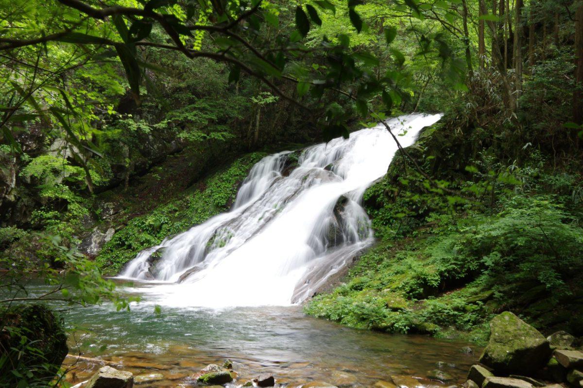 済浄坊の滝